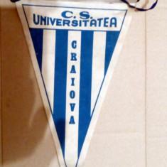 FANION FOTBAL -  FC UNIVERSITATEA CRAIOVA