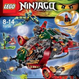LEGO NINJAGO 70735 MASTER OF SPINJITZU SECOND HAND