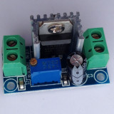 DC-DC converter step-down, IN:4.2-40V, OUT:1.2-37V (1.5A) LM317