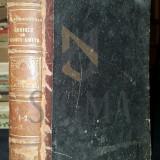 ALESANDRU DUMAS (ALEXANDRE DUMAS) - CONTELE DE MONTE CRISTO (PRIMA TRADUCERE IN LIMBA ROMANA DE G. A. BARONZI) 1857 - Carte de colectie