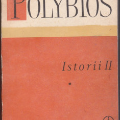 Polybios - Istorii vol 2 - Istorie