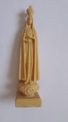 MADONA-BIBELOU-material compozit(plastic dur),vintage foto