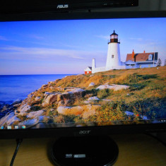 Monitor LCD Acer V203H, wide, 20 inch., 1600 x 900, VGA (D-SUB)