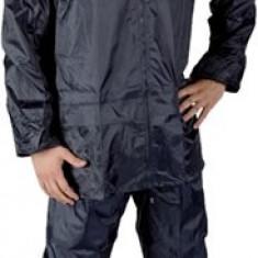COSTUM  PLOAIE IMPERMEABIL BLEUMARIN SPORT MOTO VANATOARE PESCUIT, L, M, XL, XXL, XXXL, Costume complete