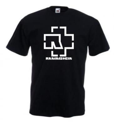 Tricou RAMMSTEIN,M,  Tricou personalizat,Tricou cadou Rock foto