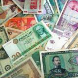 LICITATIE 66 BANCNOTE ROMANESTI si STRAINE = de la 1 Euro!!!