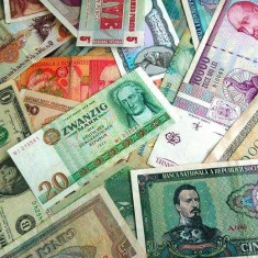 LICITATIE 66 BANCNOTE ROMANESTI si STRAINE = de la 1 Euro!!! - Bancnota romaneasca, An: 1945