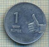8116 MONEDA- INDIA - 1 RUPEE -anul 2009 -starea ce se vede