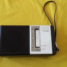 RADIO SONY TFM 6060W, MADE IN HONH-KONG, BIJUTERIE DE APARAT, FUNCTIONEAZA - Aparat radio