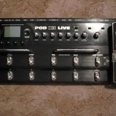 Vand Procesor de chitara Line 6 Pod x3 Live + Hardcase Altele