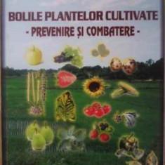 Bolile Plantelor Cultivate Prevenire Si Combatere - Viorica Iacob, 389205 - Carti Agronomie