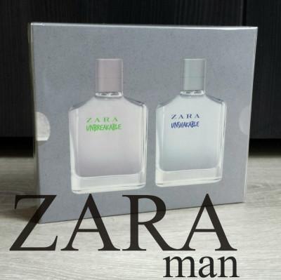 Parfum barbati ZARA MAN 200 ml Unbreakable SET 2 x 100 ML paco armani dg NOU