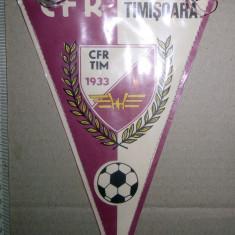 FANION FOTBAL - CS CFR TIMISOARA