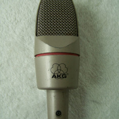 Vand microfon studio AKG C3000 cu defect TRANSPORT INCLUS !