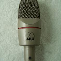 Vand microfon studio AKG C3000 cu defect TRANSPORT INCLUS !