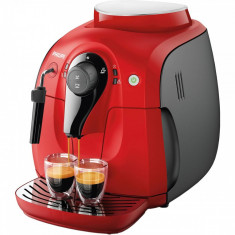 Espressor automat Philips HD8651/29, 1400W, 15 Bar, 1 l, Rosu - Cafetiera