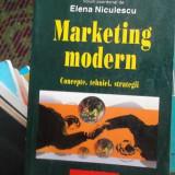 MARKETING MODERN, Alta editura