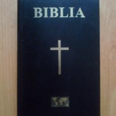 I Biblia - versiunea Dumitru Cornilescu (noua, )