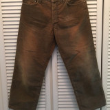 Pantaloni barbati VERSACE JEANS COUTURE, mas. 36/50