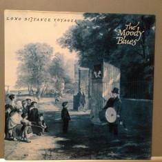 THE MOODY BLUES - LONG DISTANCE VOYAGER (1981/DECCA/RFG) - Vinil/Impecabil (NM) - Muzica Rock decca classics