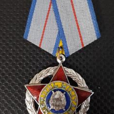 Ordinul MERITUL MILITAR clasa a II a