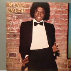 MICHAEL JACKSON - OF THE WALL (1979/CBS REC /RFG) - Vinil/Vinyl/Impecabil (NM) - Muzica Pop Columbia