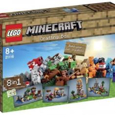 Lego 21116 Minecraft second cadou alt LEgo - LEGO Minecraft