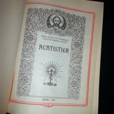 ACATISTIER - 1994, 665 pagini, Orhei - Carti bisericesti