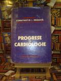 """Constantin Negoita - Progrese in cardiologie """"A4764"""""""