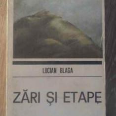Zari Si Etape - Lucian Blaga, 389134 - Filosofie