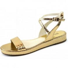 Sandale MICHAEL KORS - Sandale dama Guess, Femei - Piele Naturala - 100% AUTENTIC, Culoare: Din imagine, Marime: 38