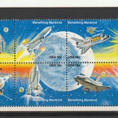 Cosmos ,navete spatiale,SUA., Nestampilat
