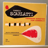 D.SCARLATTI - SONATAS FOR HARSICHORD(1971/MMS/RFG) - Vinil/Vinyl/Impecabil (NM)