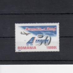 ROMANIA 2004, LP 1646, 50 ANI TAROM SERIE MNH - Timbre Romania, Nestampilat