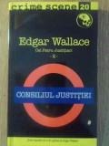 Consiliul Justitiei Cei Patru Justitiari 2 - Edgar Wallace ,389124