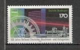 Germania.1992 100 ani Asociatiile producatoare de masini si echipamente  SG.755