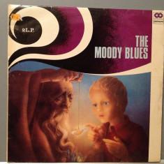 THE MOODY BLUES - THE GREAT-2LP Set (1978/DERAM/BELGIUM) - Vinil/Vinyl/Impecabil