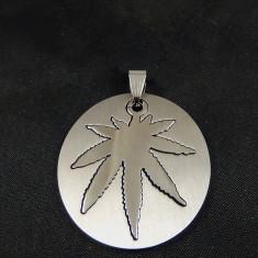 Pandantiv / Medalion/ Colier / Lantisor - Marijuana Jamaica Rasta - Pandantiv fashion