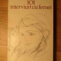 101 Interviuri Cu Femei - Carol Roman, Vasile Tincu, 388947