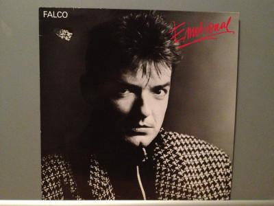 FALCO - EMOTIONAL (1986/TELDEC REC/RFG) - Vinil/Vinyl/Impecabil foto