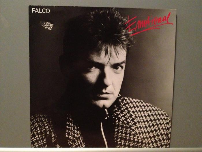 FALCO - EMOTIONAL (1986/TELDEC REC/RFG) - Vinil/Vinyl/Impecabil