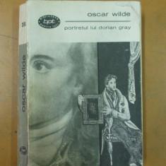 Portretul lui Dorian Gray Oscar Wilde Bucuresti 1967 - Roman