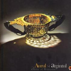 Aurul si Argintul antic al Romaniei carte lux uriasa 3 kg MNIR 2014 catalog ex 2 - Carte de lux