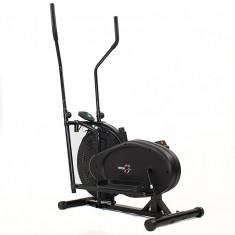Bicicleta eliptica Hiton 17R-negru - Bicicleta fitness