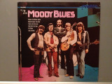THE MOODY BLUES - THE BEST OF (1979/DECCA REC/RFG) - Vinil/Vinyl/Impecabil (NM)