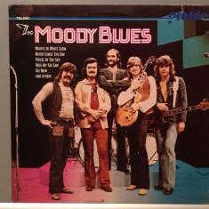 THE MOODY BLUES - THE BEST OF (1979/DECCA REC/RFG) - Vinil/Vinyl/Impecabil (NM) - Muzica Rock decca classics