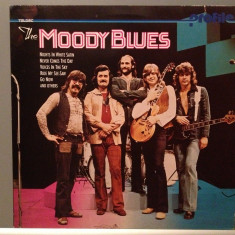 THE MOODY BLUES - THE BEST OF (1979/DECCA REC/RFG) - Vinil/Vinyl/Impecabil (NM) - Muzica Rock decca classics