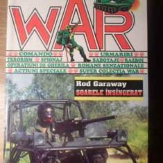 Forta Knack Soarele Insangerat - Rod Garaway, 388891 - Carte politiste