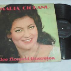DISC VINIL MARIA CIOBANU DULCE FLOARE-I TINERETEA EPE 01954