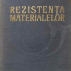 Rezistenta Materialelor - D.a. Stan, 389189 - Carti Constructii